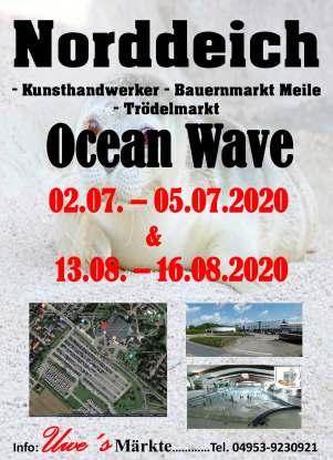 Norddeich - Ocean Wave-2020