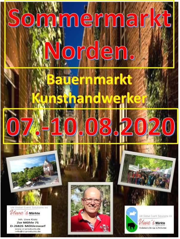 Norden - Sommermarkt - 2020
