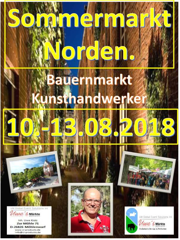 Norden - Sommermarkt