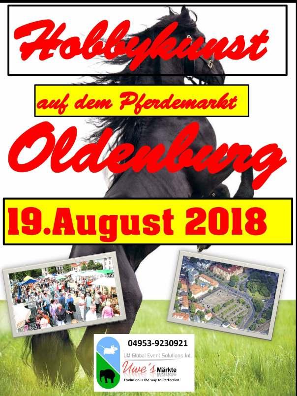 Oldenburg Pferdemarkt