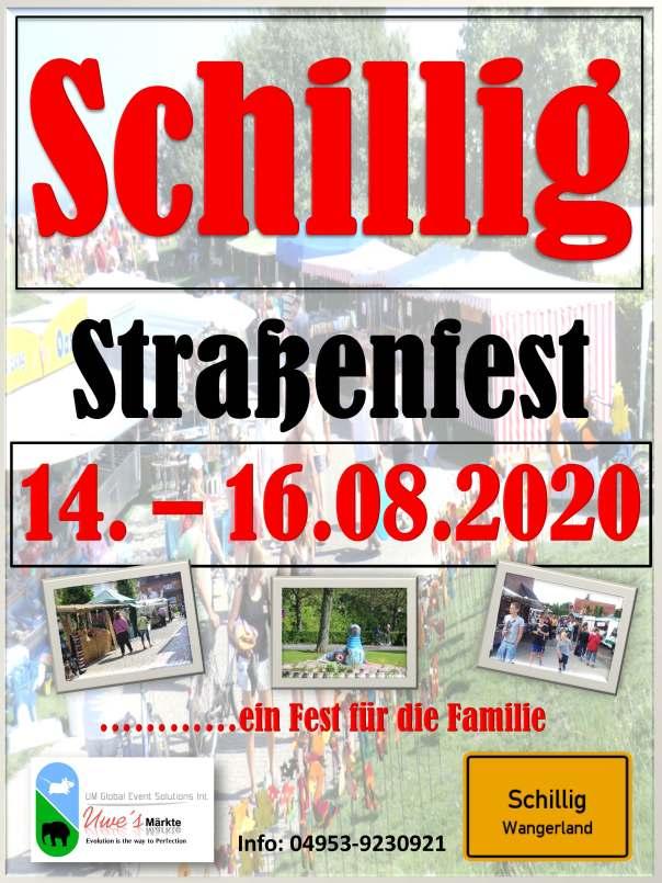 Plakat Schillig August2020