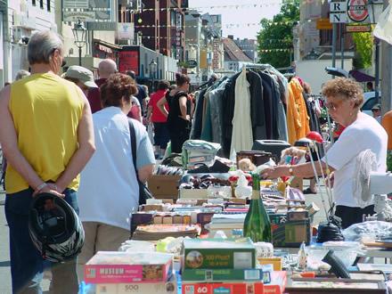 Wilhelmshaven - Marktstraße West